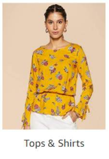 women tops and shirts